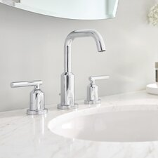 Gibson Standard Bathroom Faucet Double Handle