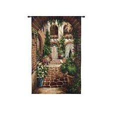 Courtyard Vista Tapestry