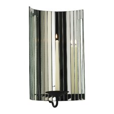 Iron Cosmo Mirrored Wall Sconce