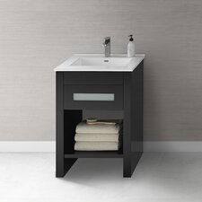 Kendra 24 Single Bathroom Vanity Set by Ronbow