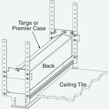Ceiling Opening Trim Kit for Premier and Targa Screens