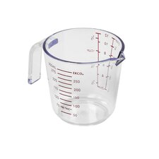 1.5 Cup Plastic Measuring Cup