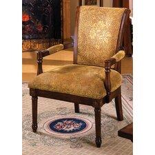 Stockton Cotton Arm Chair by Hokku Designs