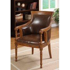Kirkless Leatherette Executive Armchair by Hokku Designs
