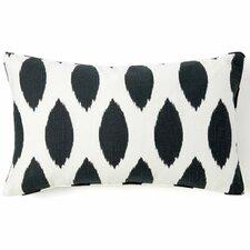 African Spot Cotton Lumbar Pillow
