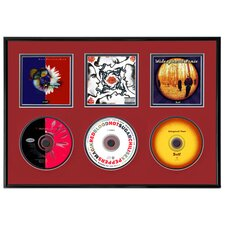 Triple CD Picture Frame