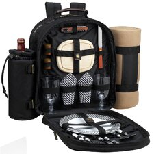 Classic Backpack Cooler with Two Place Settings
