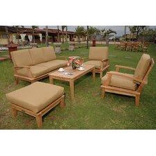 Brianna 5 Piece Deep Seating Group