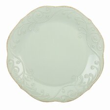 """French Perle 11"""" Dinner Plate"""