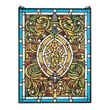 Beguiled Tiffany Stained Glass Window