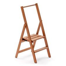 Kimora 0.94m Wood Step Ladder