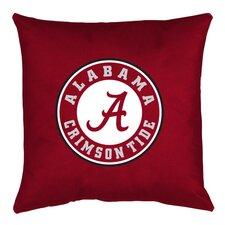 NCAA Alabama Throw Pillow