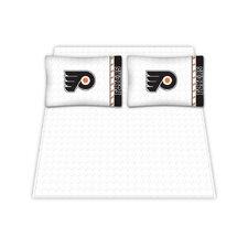 NHL Philadelphia Flyers Sheet Set