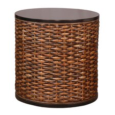 Lina Round End Table by Jeffan