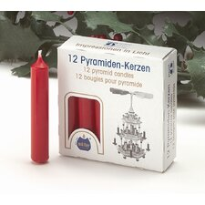 Advent Windmill Candles (Set of 24)