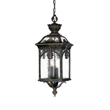 Applebaum 3-Light Outdoor Hanging Lantern