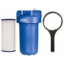 Universal Heavy Duty Whole House Water Filtration System