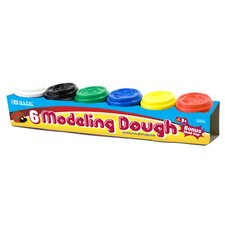 Modeling Dough (Set of 4)