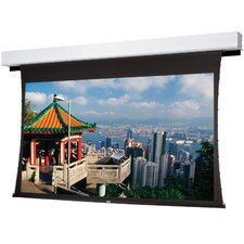 """Tensioned Advantage Deluxe Electrol 92"""" Diagonal Electric Projection Screen"""