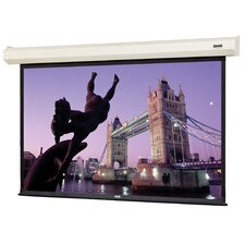 Cosmopolitan Electrol Matte White Electric Projection Screen
