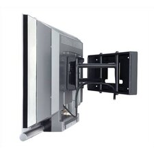 "Articulating Arm/Tilt/Swivel Wall Mount for 10"" - 22"" LCD/plasma"