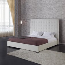 Metropolitan Upholstered Storage Platform Bed