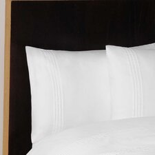 Sateen Hollow Pair Housewife Pillowcase