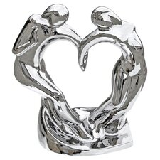 Dancing Couple in Love Figurine