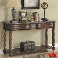 Lockwood Console Table by Woodhaven Hill