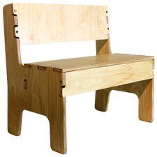 Wooden Kids Bench