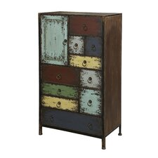 Parcel 11 Drawer Accent Chest by Powell Furniture
