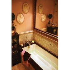 Designer Lacey 60 x 36 Whirlpool Bathtub by Hydro Systems