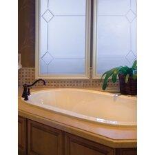 Designer Lorraine 60 x 42 Soaking Bathtub by Hydro Systems