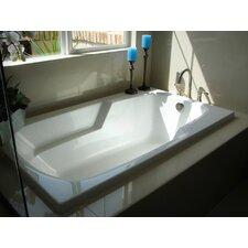 Designer Solo 60 x 36 Soaking Bathtub by Hydro Systems