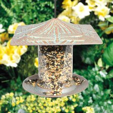 Dragonfly Tube Bird Feeder