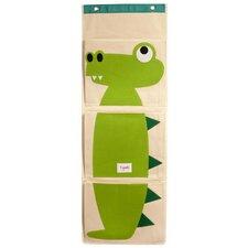 Crocodile Wall Toy Organizer
