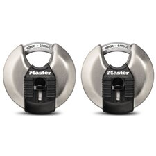 Magnum Disc Lock (Set of 2)