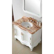 39 Single Bathroom Vanity Set by InFurniture
