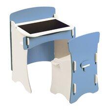 Traditional 2 Piece Desk & Chair Set