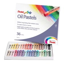 Oil Pastel Color (Set of 72)