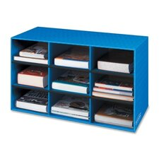 Bankers Box Classroom 9 Compartment Cubby