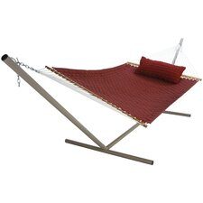 Large SoftWeave Cotton Tree Hammock