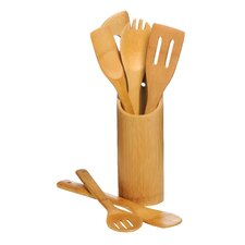 6-Piece Kitchen Tool with Holder Set
