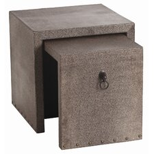 Equus 2 Piece Nesting End Table by ARTERIORS Home