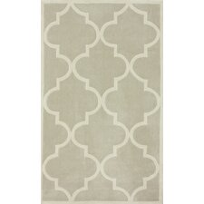 Trellis Neutral Area Rug