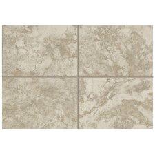 """Pavin Stone 6"""" x 6"""" Bullnose Corner Tile Trim in Gray Flannel"""