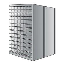 87 H 13 Shelf Shelving Unit Add-on by Hallowell