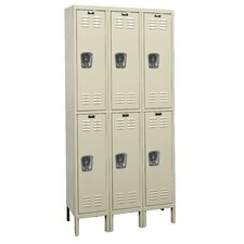 Premium 2 Tier 3 Wide School Locker