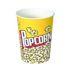 Paper Popcorn Cup
