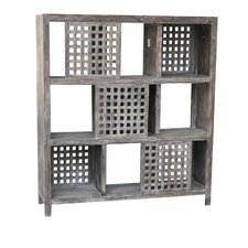 60 Cube Unit Bookcase by Crestview Collection